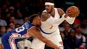 Carmelo Anthony solo quiere jugar en Houston si acaba traspasado