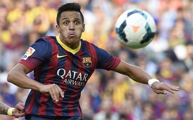 Sport suggest Arsenals move for Barcelona forward Alexis Sanchez is very advanced