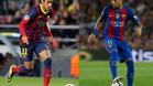 La gran transformaci�n de Neymar