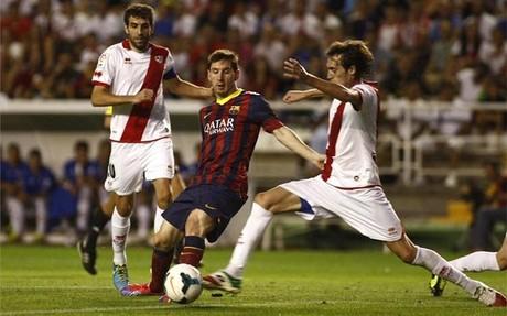 Baena volver� a verse las caras con Messi
