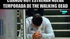 Las redes se mofan de Cristiano y lo comparan con 'The Walking Dead'