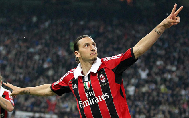 Ibrahimovic podr�a volver a celebrar goles con la camiseta del Milan