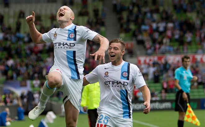 Mooy deja el Melbourne City para ir al Manchester City