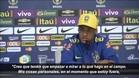 Neymar se defiende de las cr�ticas por salir de noche