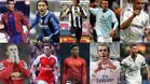 Rivalco, Crespo, Ibrahimovic, Robinho, Ronaldo, Rooney, �zil, Martial, Bale, Ramos... Fichajes sonados en las �ltimas horas del mercado