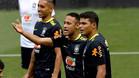 Los brasileños del PSG hablan de Neymar