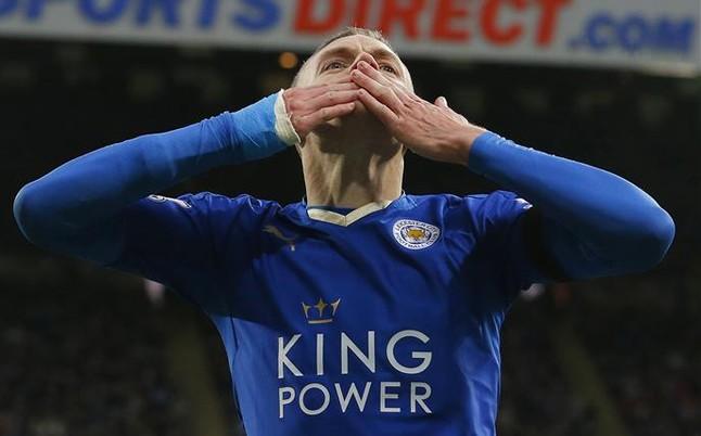 Un aficionado del Leicester llamar� Vardy a su hija