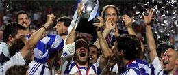 XII EUROCOPA (PORTUGAL 2004) - Campeón: GRECIA