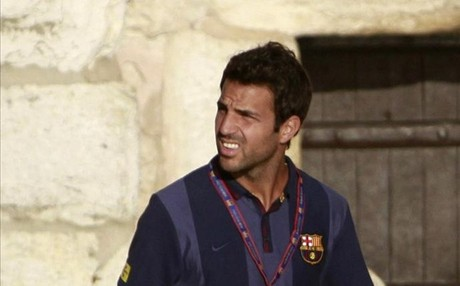 Barcelona hoping Cesc Fabregas publicly rejects Man United move [El Mundo Deportivo]