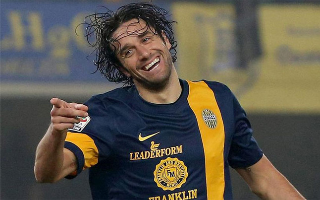 Luca Toni is Barcelonas new Larsson for January transfer window (Spanish Aprils Fools Day?)