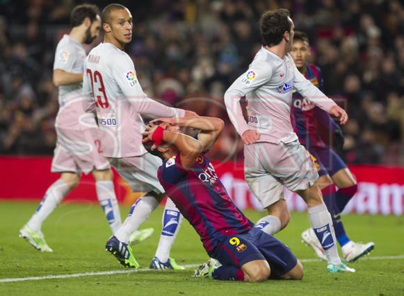 صور : مباراة برشلونة - أتليتيكو مدريد 1-0 ( 20-01-2015 )  1421883707472