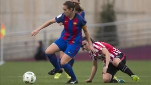 El Barça femenino suma y sigue y mantiene el liderato
