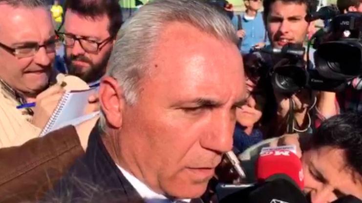 Stoichkov cree que la prensa debería apoyar a Luis Enrique