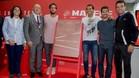 Mapfre continua unida al tenis español y a Rafa Nadal