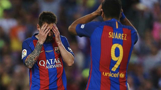 Video resumen FC Barcelona - Eibar (4-2). Jornada 38, Liga Santander 2016-17