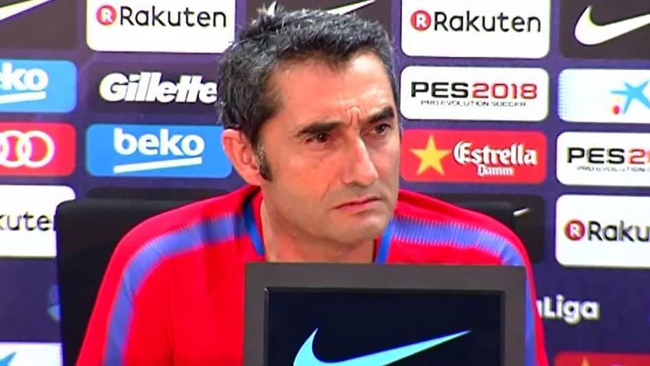 Valverde: Tenemos que aprender muchas cosas
