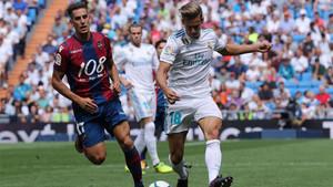Marcos Llorente renueva por el Madrid