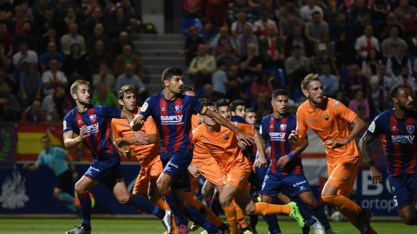 LALIGA 123   Huesca-Reus (1-1)
