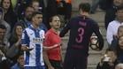 Aarón Martín respondió al supuesto interés del Barça