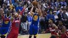 Stephen Curry logr� ante los Wizards su segunda mejor anotaci�n de la temporada