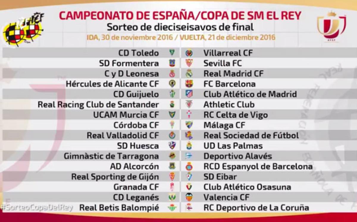 Copa del Rey 2016 17 - Fußball in Spanien - Austrian Soccer Board e88ccd45d8ac6