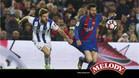 Leo Messi volvió a ser fundamental para sumar los tres puntos