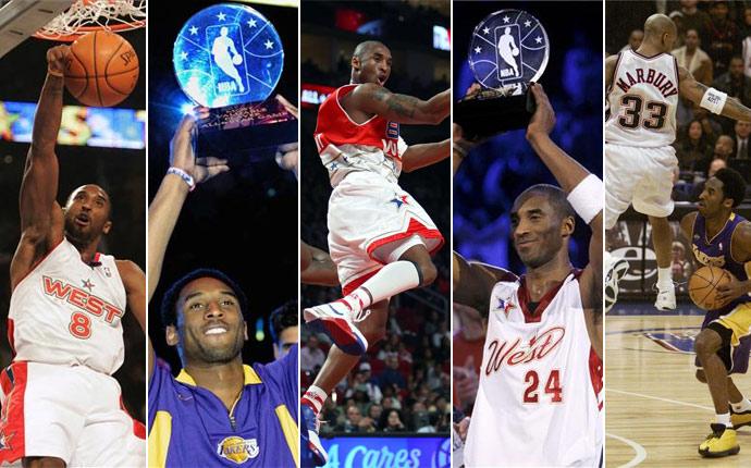 Los 5 All-Star m�s especiales de Kobe Bryant