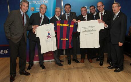 El Barça expresa su apoyo a la 'Avinguda FC Barcelona'