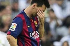 Messi no pudo desplegar todo su potencial en el Cl�sico