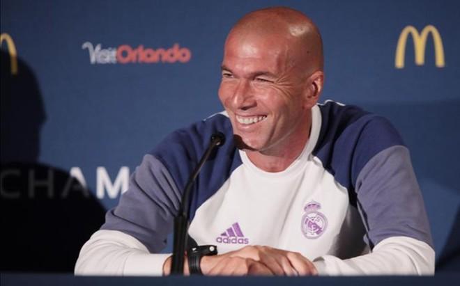 Zidane habl� en la previa del segundo amistoso de pretemporada