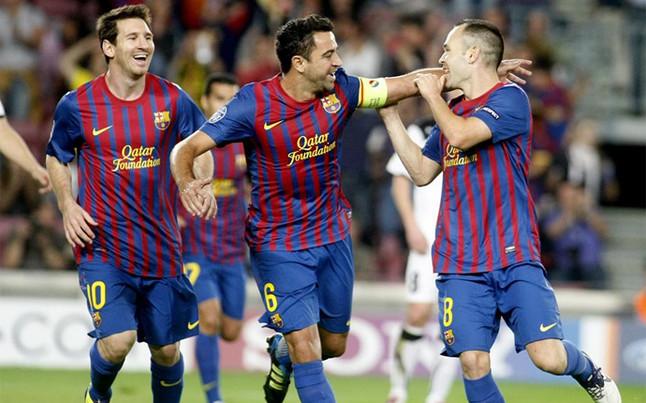 El Barça cuenta con un elenco de bajitos muy talentosos | Foto: M.CASANOVAS