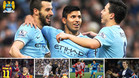 El City, posible rival del Bar�a, Madrid o Atl�tico en octavos