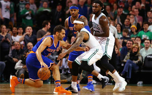 Los Knicks de Calderón no pudieron cortar la racha de los Celtics