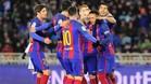 El Barça juega ante el Eibar en esta jornada 19