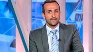 Julián Reyes, director de deportes de informativos de TVE
