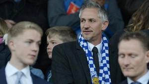 Gary Lineker no entiende la decisión de los dirigentes de su Leicester