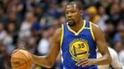 Kevin Durant aportó 27 puntos