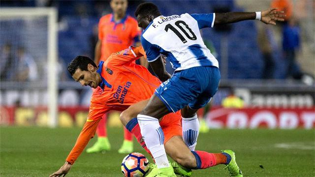 Vídeo Resumen Espanyol - Las Palmas (4-3). Jornada 27 de la Liga Santander 2016-17