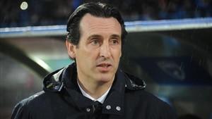 Emery aseguró que la derrota frente al FC Barcelona fue un accidente