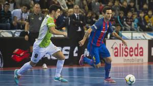 Joao Batista regresará por primera vez a la pista del Palma Futsal