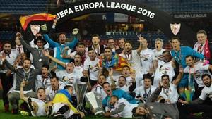 El Sevilla es el vigente campeón de la Europa League
