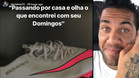 La imágen que Dani Alves ha colgado en Instagram Stories aumentará la polémica con los seguidores de la Juventus