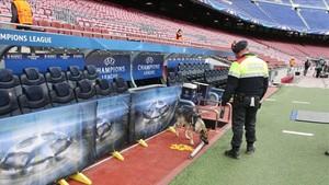 La seguridad será similar a la de un partido de alto riesgo en la Champions