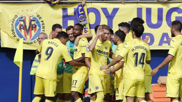 LALIGA   Villarreal - Las Palmas (4-0)
