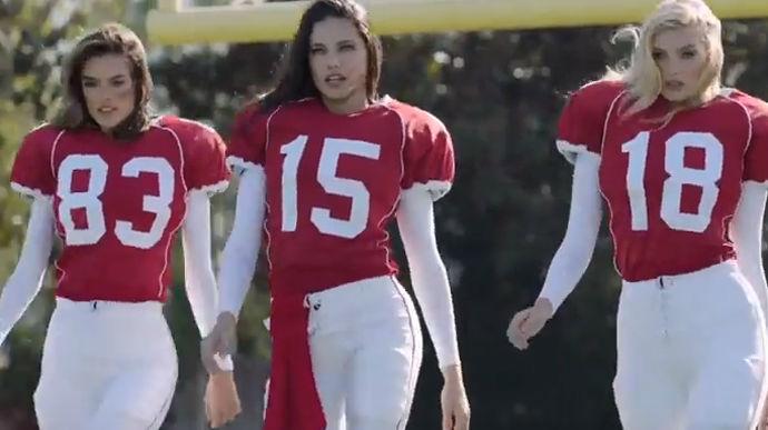 El anuncio de Victoria's Secret para la Super Bowl 2016