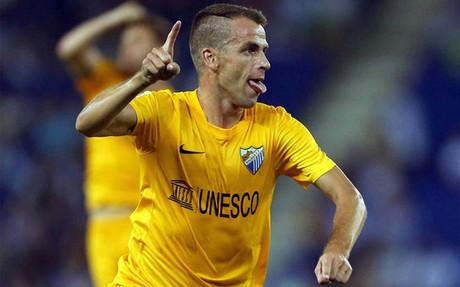 Duda conf�a en puntuar contra el FC Barcelona