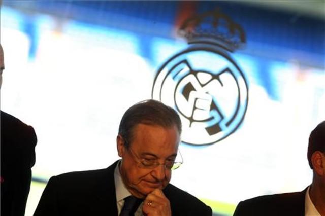 El Madrid, fuera de control