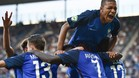 Francia tom�el relevo de Espa�a como campe�n de Europa sub'19�goleando a Italia