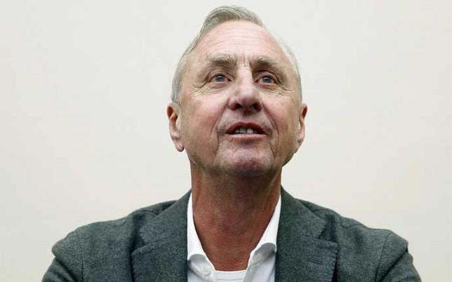 """Cruyff: """"El f�tbol es para divertirse y Messi est� para divertirnos"""""""