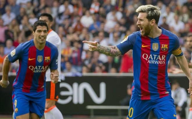 Leo Messi es el preferido por los aficionados
